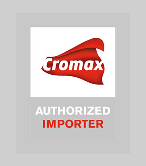 cromax authorized importer